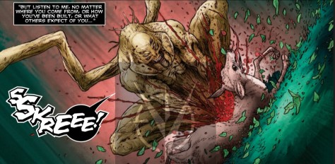 From Imperium #12 by Juan Jose Ryp & Ulises & Arreola