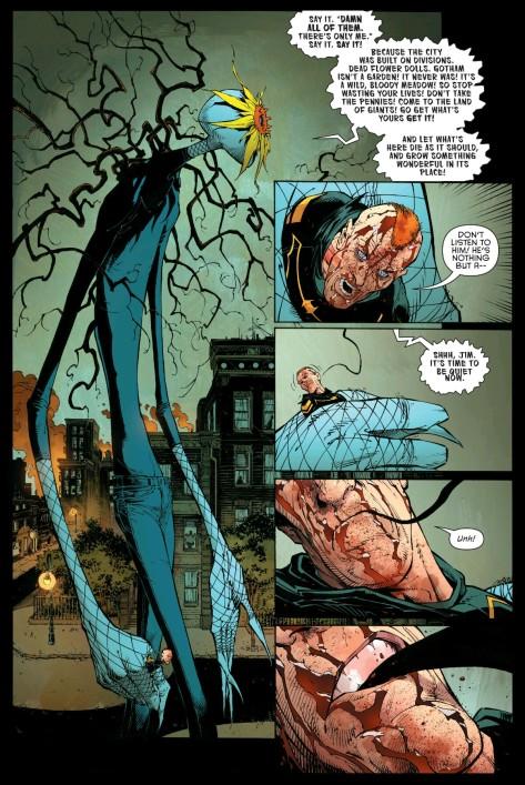 From Batman #48 by Greg Capullo, Danny Miki & FCO Plasencia