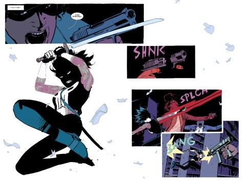 From Deadly Class #18 by Wes Craig & Jordan Boyd