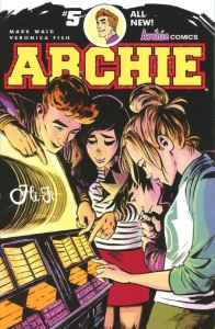 Archie 5 Veronica Fish(resize)