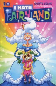 I Hate Fairyland 4 Skottie Young