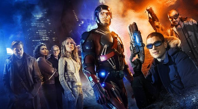 DC's Legends of Tomorrow Pilot Review