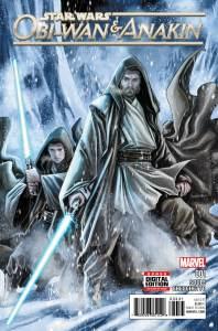 Obi-Wan & Anakin 1 Marco Checchetto