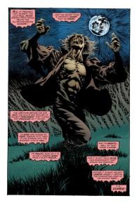 Swamp Thing 1 zombie Kelley Jones