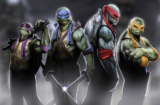 Comic Convo: Alternate Futures for the TMNT