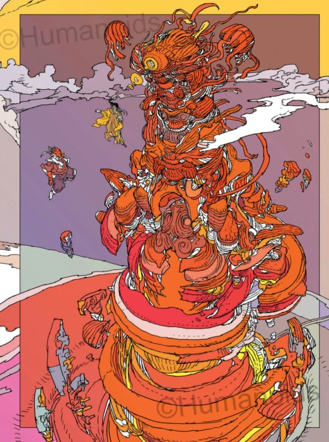 From The Tipping Point by Katsuya Terada