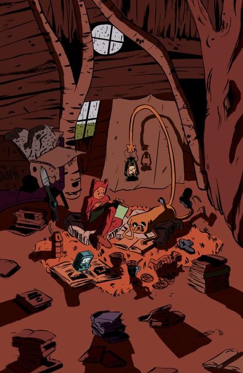 Adventure Time 49 K.L. Ricks