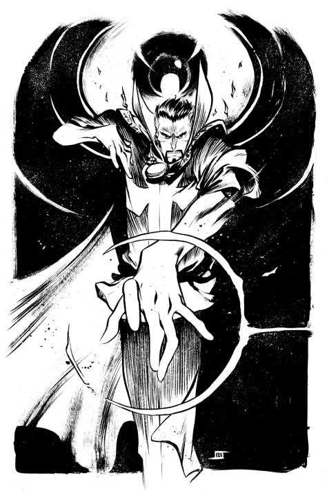 Doctor Strange Jeff Stokley