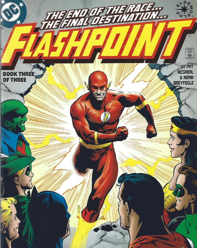 Flashback: A look at DC's Elseworlds FLASHPOINT miniseries