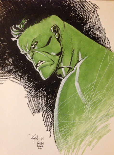 Hulk Ryan Ottley