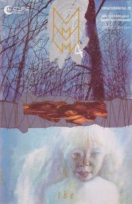 Miracleman 20 Dave McKean