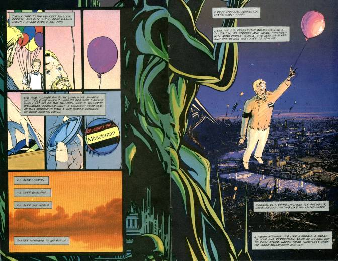Life During Miracleman's Golden Age
