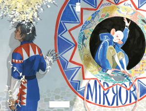 Mirror 1 Hwei Lim