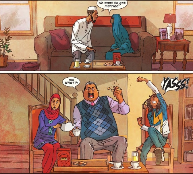 This Week's Finest: Ms. Marvel #4