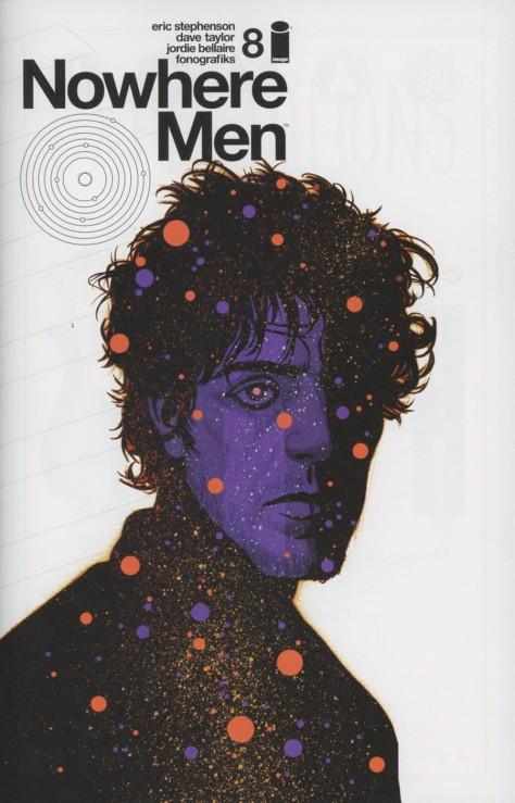 Nowhere Men 8 Dave Taylor