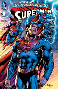 The Coming of the Supermen 1 Neal Adams
