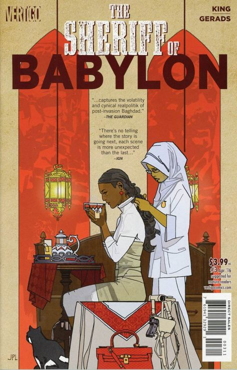 The Sheriff of Babylon 3 John Paul Leon