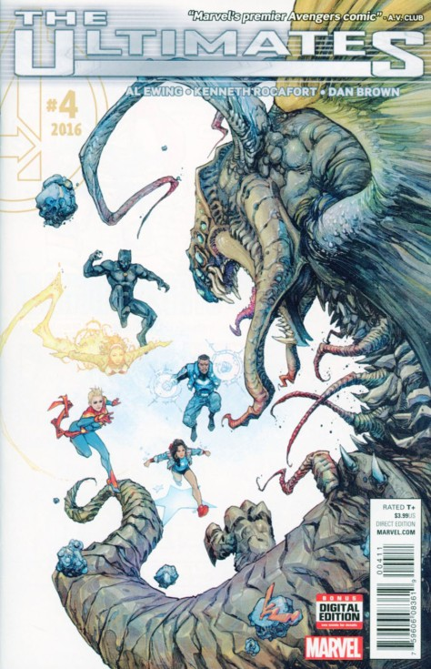 The Ultimates 4 Kenneth Rocafort
