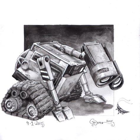 Wall-E Daniel Govar