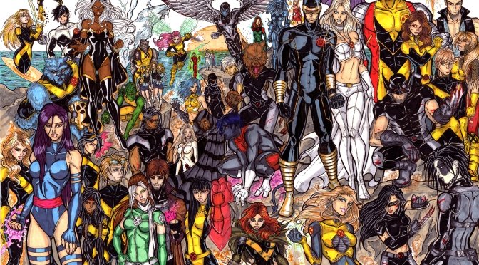 Tuesday Top Ten: X-Characters Who Need Their Own Films
