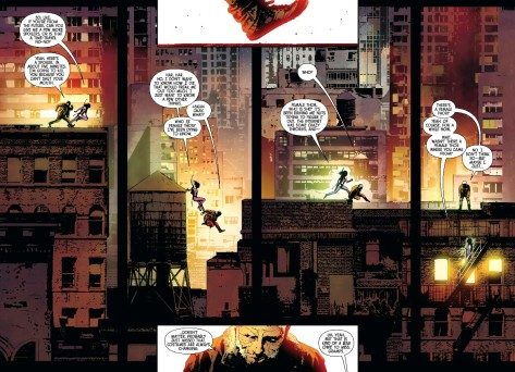From Old Man Logan #3 by Andrea Sorrentino & Marcelo Mailo