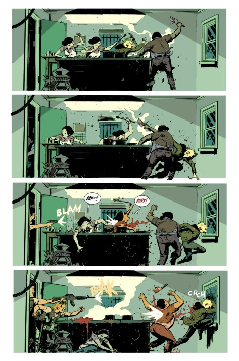 From Deadly Class #19 by Wes Craig & Jordan Boyd