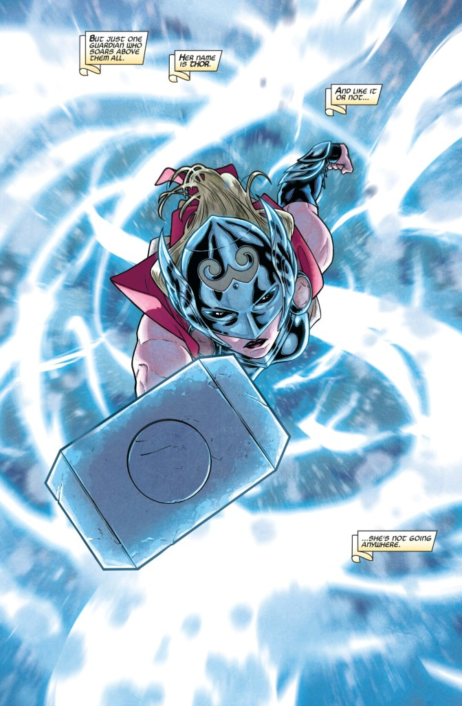 This Weeks Finest: The Mighty Thor #5
