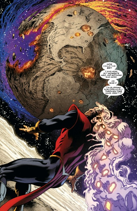 From The Infinity Entity #2 by Alan Davis, Mark Farmer & Will Quintana