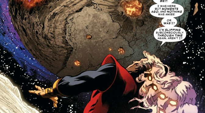 Comic Convo: Infinity Entity & The Coming Of The Supermen