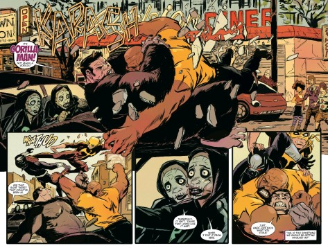 From Power Man & Iron Fist #2 by Sanford Greene 7 Lee Loughridge