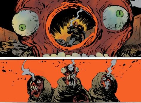 From Judge Dredd #4 by Dan McCaid & Ryan Hill