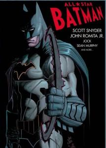 All-Star Batman rebirth