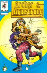 Archer & Armstrong 0 Barry Windsor-Smith