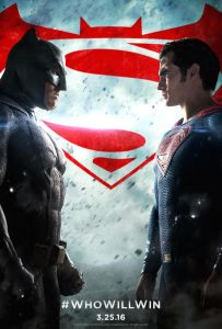 Batman Vs Superman Dawn of Justice poster