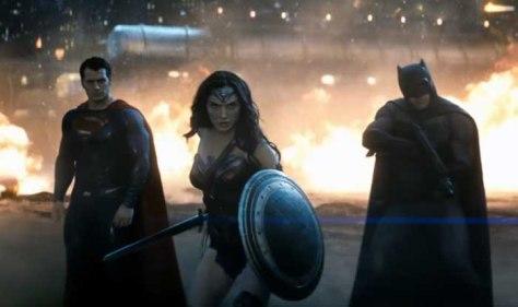 Batman Vs Superman Dawn of Justice Trinity