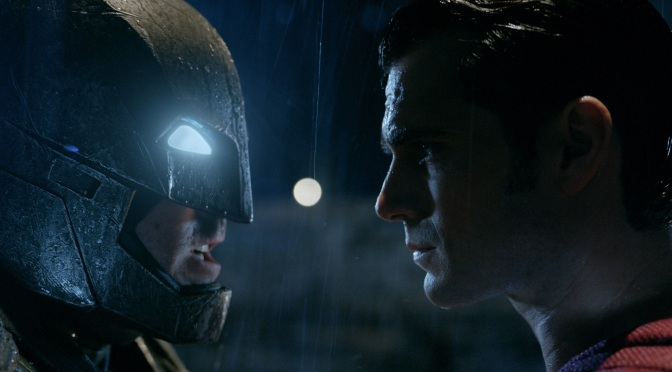 """""""Why are Superman and Batman fighting?"""" And the Superhero Fight Club…"""