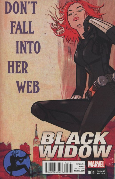Black Widow 1 Tula Lotay