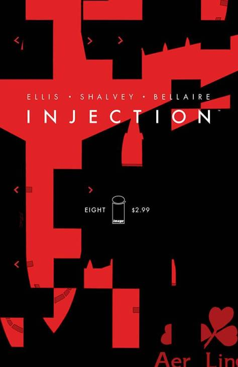 Injection 8 Declan Shalvey