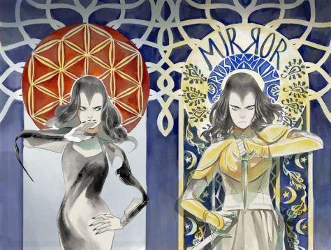 Mirror 2 Hwei Lim