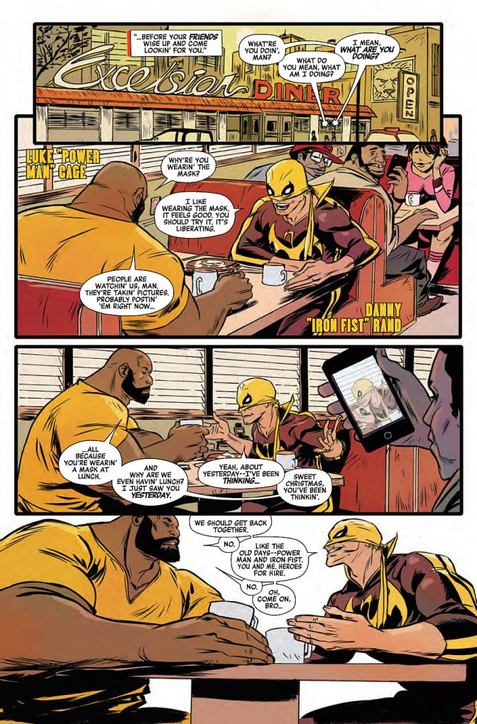 This Week's Finest: Power Man and Iron Fist #2