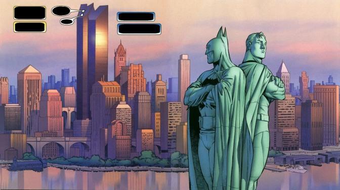 Tuesday Top Ten: Batman & Superman Stories