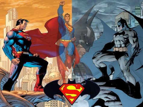 SupermanMeetsBatman