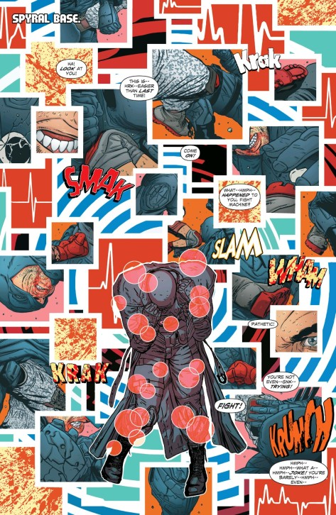 From Midnighter #11 by Aco & Jeremy Cox