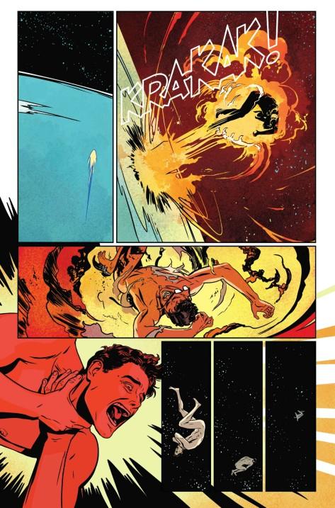 From Superman American Alien #6 by Jonathan Case
