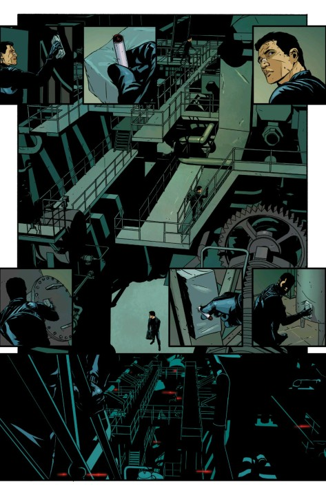 From James Bond #6 by Jason Masters & Guy Major