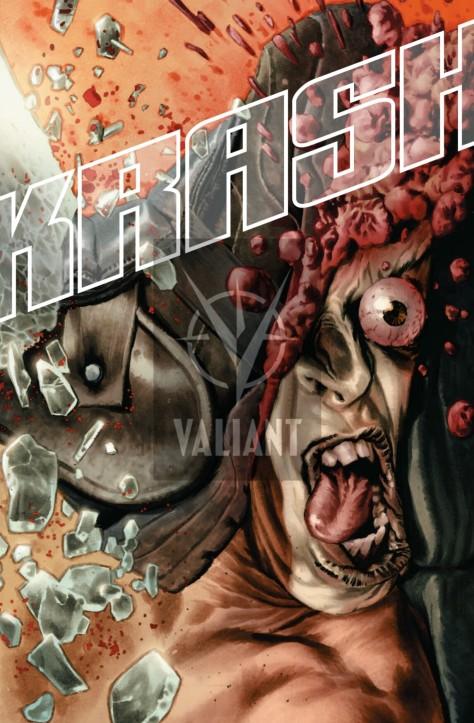 From Bloodshot Reborn #12 by Lewis Larosa & Brian Reber