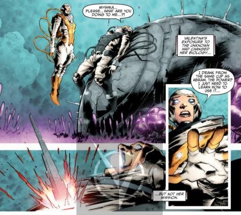From Divinity II #1 by Trevor Harisne, Ryan Winn & David Baron