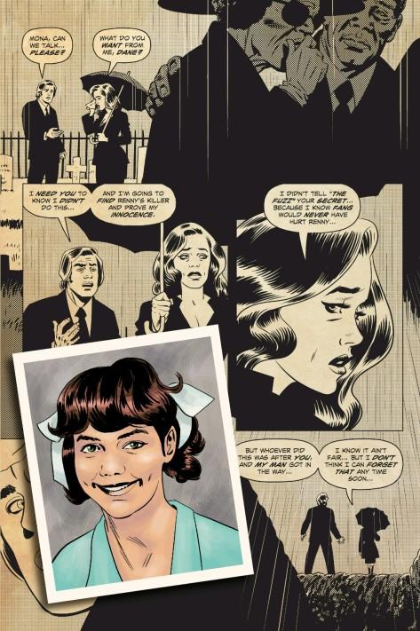 From Criminal 10th Anniversary Special Edition by Sean Phillips & Elizabeth Breitweiser