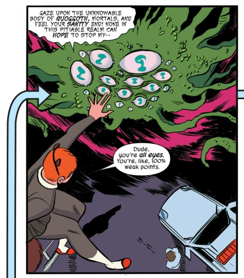 From The Unbeatable Squirrel Girl #7 by Erica Henderson & Rico Renzi