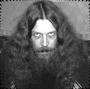 Alan Moore (and his beard)